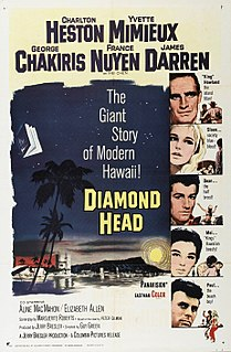 <i>Diamond Head</i> (film) 1963 film by Guy Green