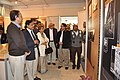 Dignitaries Visit Acharya Prafulla Chandra Ray Life And Science Of A Legend Exhibition - BITM - Kolkata 2011-01-17 0201.JPG