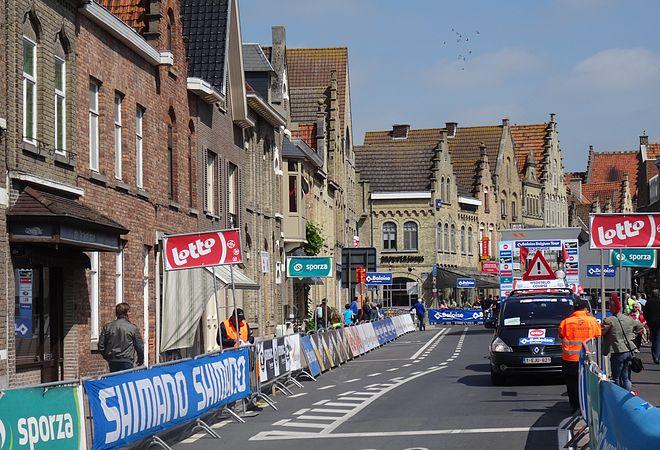 Diksmuide - Ronde van België, etappe 3, individuele tijdrit, 30 mei 2014 (A002).JPG