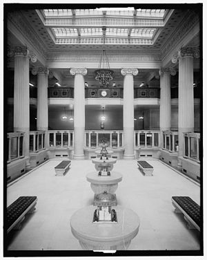 Chrysler House - Image: Dime Interior