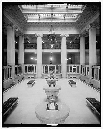 Chrysler House - Image: Dime Interior