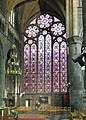 Dinant Collégiale Notre Dame stained glass window 04.JPG