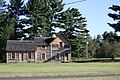 DinesenMotzfeldtHettinger Log HouseMoleLakeWisconsin2010WIS55.jpg