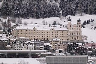 Place in Graubünden, Switzerland