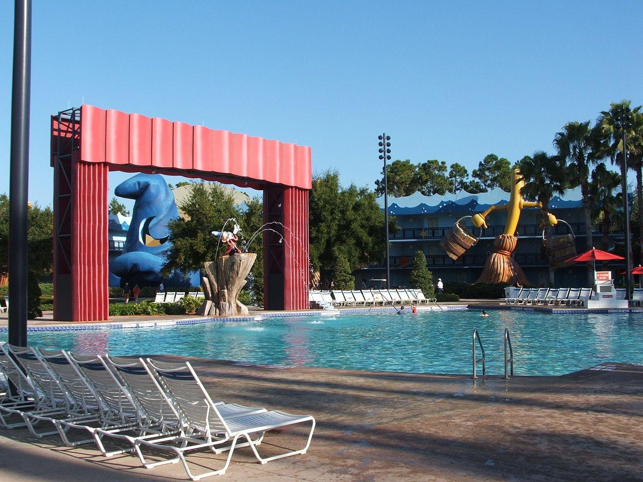 All Star Hotel Disney Orlando