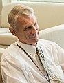 Distinguished Service Award ceremony for Dr. Piers Sellers. NASA Administrator Charlie Bolden (27702258000).jpg