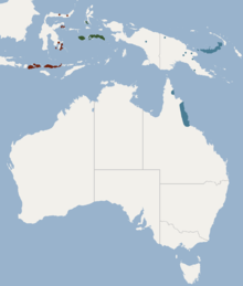 Distribution of Murina florium.png