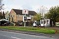 Disused petrol station in Harbury - geograph.org.uk - 1569892.jpg