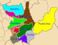 División Política del Departamento de Huánuco.png