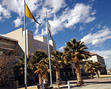 Doña Ana County, New Mexico, Government Center 2014.jpg