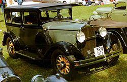 Dodge Senior Sportlimousine (1929)