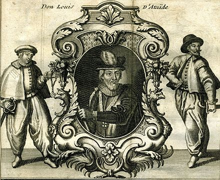 Dom Luis de Ataide, 3rd Count of Atouguia, 24th Viceroy of Portuguese India between 1568-71 and 1578-1581. Dom Luis de Ataide.jpg