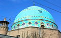 Dome of Jameh Mosque of Amol 2.jpg