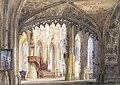 Domenico Quaglio Blick in das Langhaus einer gotischen Kathedrale.jpg