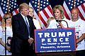 Donald Trump & Mary Ann Mendoza (29347052776).jpg
