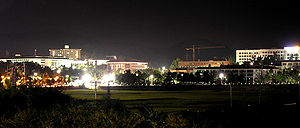 Dongguk University at Night.jpg