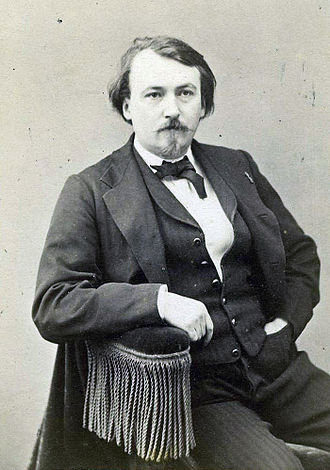 Gustave Doré - Photograph by Nadar, 1867