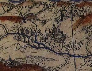 Grafschaft Abbey - Grafschaft Abbey, 1653