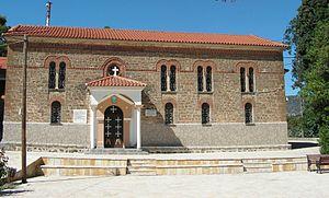 Seliana -  Dormition of the Theotokos church in Seliana