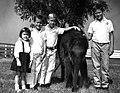 Dorothy, Marvin, Neil and Jeb Bush Fall 1963.jpg