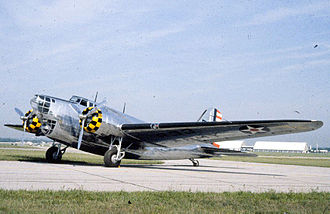 92d Air Refueling Squadron - B-18 Bolo as flown by the 392d