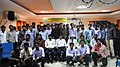Dr. Rajadurai Inaugurated SAE India Collegiate Club at Annai Vailankanni college of Engineering, 2012.jpg
