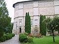 Dragomirna monastery entrance.jpg