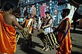 Drummers, Udupi Krishna temple, Karnataka, India (464052318).jpg