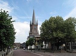 Druten, kerk in straatzicht foto12 2010-08-01 12.19.JPG