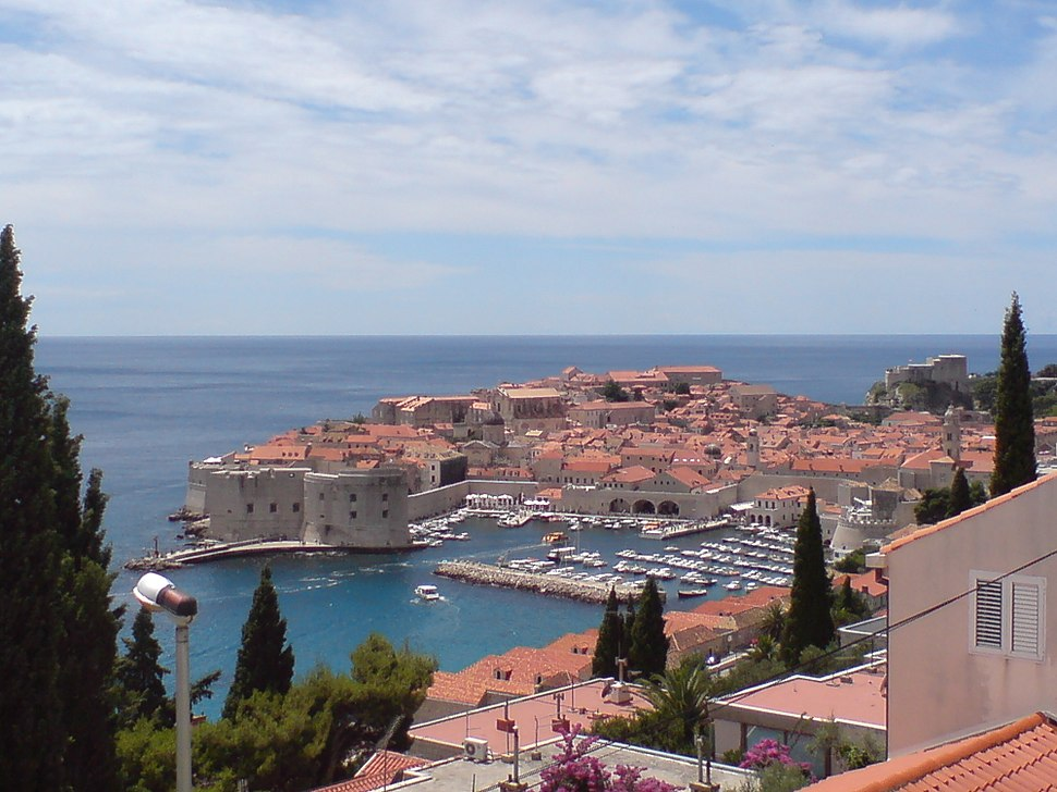 Dubrovnik view 01