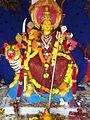 Durgamma in 2012 Dussera in Chinalingala.jpg