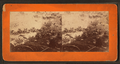 During Pickett's Charge. (Penna.?) Brig(ade) in action, from Robert N. Dennis collection of stereoscopic views.png