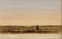 E. C. Frome - First view of the salt desert - called Lake Torrens - Google Art Project.jpg