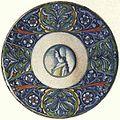 EB1911 Ceramics Plate VI - Calaggiolo - 16th century.jpg