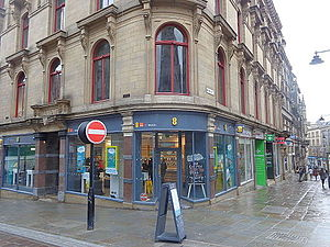 EE Limited - An EE store in Kirkgate, Bradford, 2014