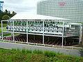 EXPO 2005 of Morizo Gondola in Nagakute Station 03.jpg