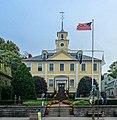East Greenwich Town Hall front view, East Greenwich, Rhode Island.jpg