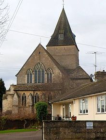 East side of All Saints Church, Stroud (geograph 3305064) (cropped).jpg