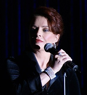 Sheena Easton - Easton on 7 November 2009