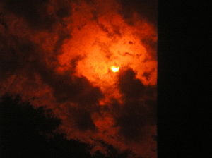 Solar eclipse of August 1, 2008 - Image: Eclipse 2008 Sar