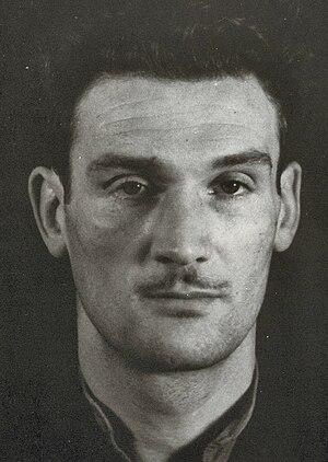 Eddie Chapman - MI5 photo of Chapman, December 1942