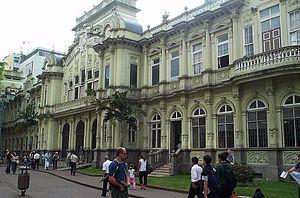 Edificio Correos - The Edificio Correos building