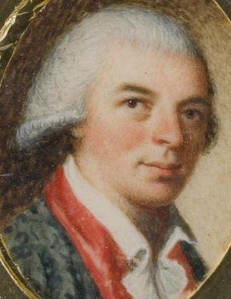 Edward Savage (artist) - Self-portrait, c. 1791