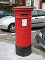 Edward VII postbox, Glenloch Road - geograph.org.uk - 762189.jpg