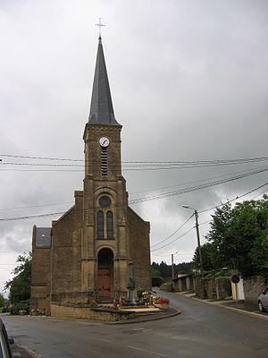 Angecourt - The Church of Saint Médard