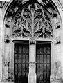 Eglise Notre-Dame-de-la-Couture - Portail - Bernay - Médiathèque de l'architecture et du patrimoine - APMH00033614.jpg
