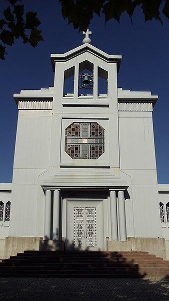 L'église Sainte-Barbe de Crusnes (Cités).