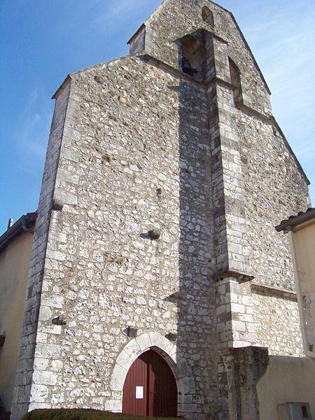 Église Saint-Philippe-et-Saint-Jacques de Buanes