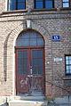 Eichenstraße Arbeiterwohnhäuser Eingang 13.jpg