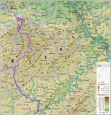 vulkaneifel karte Vulkaneifel – Wikipedia